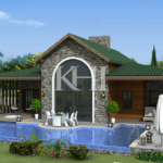 Brand New Bungalow For Sale In Seydikemer 3